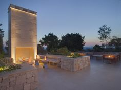 15 Pictures Of The Amanzoe Hotel That Has Amazing Views Of The Aegean Sea