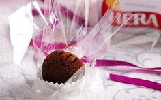 Čokoládové lanýžky » Pečení je radost