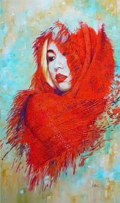 Wlodzimierz Kuklinski #pintura