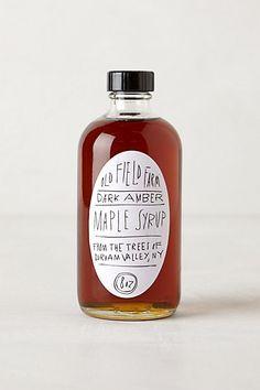 Oil Field Farm Maple Syrup