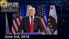 Full Show - Trump: Arrest Hillary! - 06/03/2016