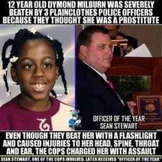 When are these barbarians going to be held accountable? - Nicky J.