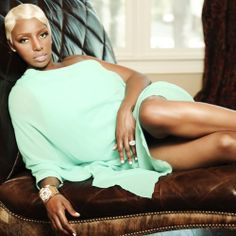 Nene Leakes blonde style   |   Real Housewives of Atlanta and I Dream of NeNe: The Wedding, Reality Star.