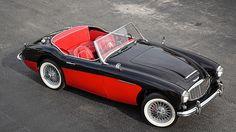 1960 Austin-Healey 3000 MKI Convertible 4-Speed