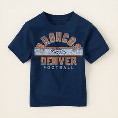 baby boy - graphic tees - Denver Broncos graphic tee | Children's Clothing | Kids Clothes | The Children's Place