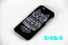 Owl Symbol iPhone 5 Case,Plastic and Rubber Case $12