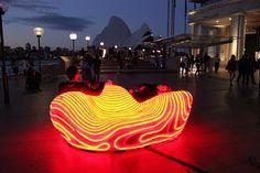 """Anaisa Franco """"Heart of the city"""", 2015. Sydney"""