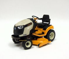 Cub Cadet GT GTX 2100 1:16 Scale by SPEC CAST. $44.99. 1/16 Scale. Age Grade Collector NOT INTENDED as a child's toy  Diecast and Plastic   * Bush Guard  * Two-Toned hood  * 54 inch mower