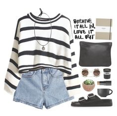 """It girl on a weekend"" by pantelle ❤ liked on Polyvore"
