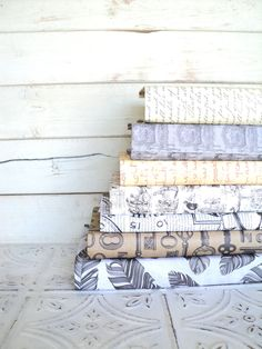 Vintage Books for your Decorative Paper Covered Books