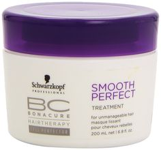Schwarzkopf BC Smooth Perfect Treatment (For Unmanageable Hair) 200ml/6.8oz ** Check this useful article by going to the link at the image. #hair