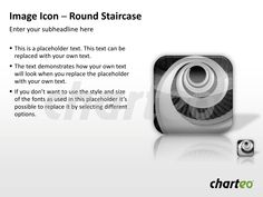 Have you already tried our Round Staircase Image Icon for PowerPoint that can easily be exchanged with any image? Download now at http://www.charteo.com/en/PowerPoint/Backgrounds-Images/Photo-Icons/Image-Icon-Round-Staircase-PowerPoint.html