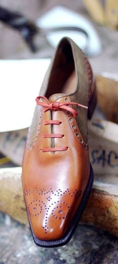 Norman Vilalta Bespoke Shoes