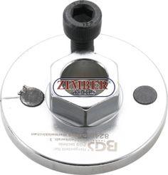 Dispozitiv special pentru antrenare arbore cotit motoare VAG cu 5 cilindri, OEM T10225 - 8429 - BGS technic.