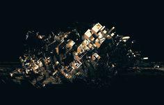 Glitch Art by Marcin Lucov, via Behance