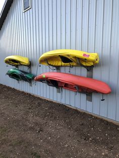 Sharing this in case anybody else needs an idea on how to build a storage rack for your kayaks. Enticing Cheap and Easy Way to Build the Best Kayak Storage Rack Ideas.