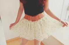 I love this skirt♥