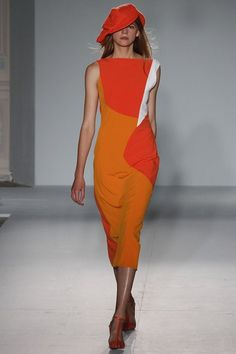 Roksanda Spring 2013 Ready-to-Wear Collection Photos - Vogue