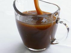 Caramel Sauce for apple cake