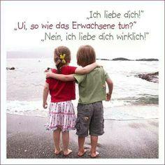 Ich liebe dich...