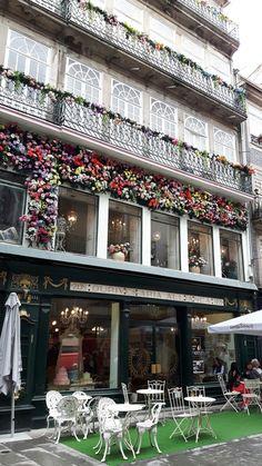 Porto,  Rua das Flores