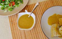 Σάλτσα μουστάρδας με ελαιόλαδο, για πολλές χρήσεις - cretangastronomy.gr Cantaloupe, Fruit, Cooking, Recipes, Sauces, Food, Kitchen, Essen, Eten