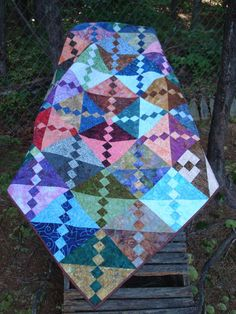 Hey, I found this really awesome Etsy listing at https://www.etsy.com/listing/198976455/batik-lap-throw-quilt
