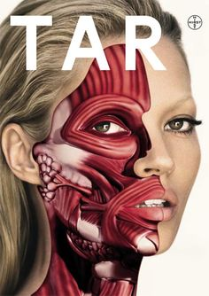 Anatomic Kate Moss by Damien Hirst