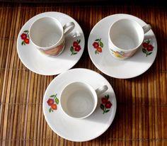 Seltmann Weiden Bavaria coffee cups espresso cups demi