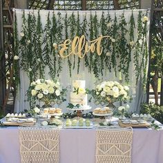 Neutral Baby Shower Themes You Won't Want To Pass Up - Southern D. Gender Neutral Baby Shower Themes You Won't Want To Pass Up - Southern D. - 9 Easy DIY Jungle Safari Party Ideas - Print & Party Mint Shower Tablecloth Mint Birthday Mint to Be Party Baby Shower Verde, Baby Shower Boho, Deco Baby Shower, Baby Shower Themes Neutral, Baby Shower Gender Reveal, Baby Shower Parties, Baby Boy Shower, Baby Shower Backdrop, Boho Baby