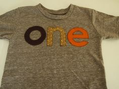 Fall colors brown orange yellow Birthday shirt Customize colors Boys Girls Organic Blend Birthday Tee first second on Etsy, $27.00