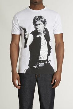 THE HAN SOLO TEE by JackThreads