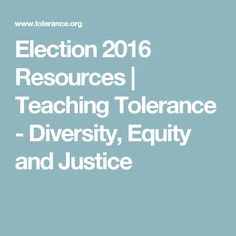 This resource allows teachers to search for different lessons regarding diversity within their grade level and subject they teach. Students can learn about diversity while applying it to the concepts and material they are learning in the classroom. High School Classroom, History Classroom, Classroom Resources, English Classroom, Classroom Ideas, Teaching Strategies, Teaching Tools, Middle School Advisory, Diversity In The Classroom