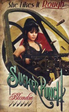 Sucker Punch - Movie Posters