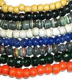 Sarac Turkish Glass Beads