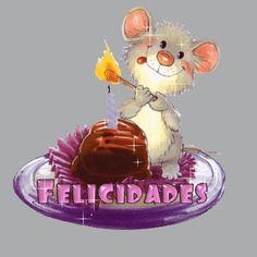 Felicidades ratoncito