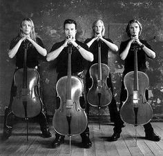 Apocalyptica, bringing classical and rock together