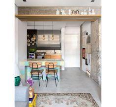 Ideas for kitchen tile grey floor ceilings Backsplash For White Cabinets, Grey Countertops, Kitchen Wall Units, Open Kitchen, Kitchen Grey, Kitchen Small, Kitchen Island, Grey Flooring, Kitchen Flooring