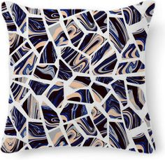 Terrazzo for Sight Unseen pillow | Print All Over Me