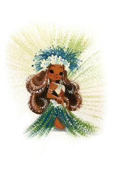 Hawaiian character