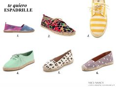 NICENANCY.NL: just don't dance in the rain #espadrilles