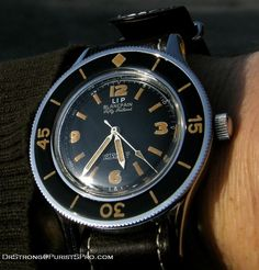 LIP Blancpain Fifty Fathoms