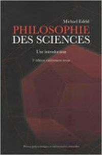 Michael Esfeld : Philosophie des sciences: Une introduction