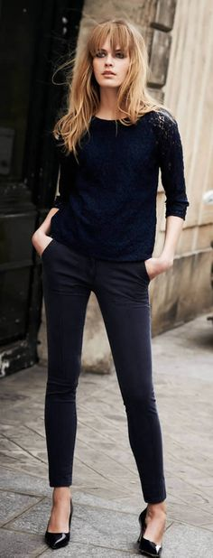 6 Fashion Styles to Look Out for This Season - - Parisian Chic Street Style Source by designerzc Fashion Mode, Work Fashion, Womens Fashion, Fashion Trends, Fashion Tips, Trendy Fashion, Style Fashion, City Fashion, 2000s Fashion