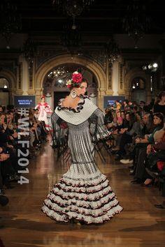 Fotografías Moda Flamenca - We Love Flamenco 2014 - Manuela Macías - Foto 01