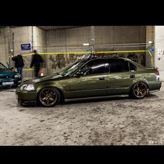 My lovely civic