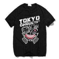 Tokyo Ghoul Ken Kaneki Mask T-Shirt