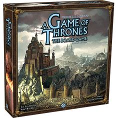 A Game of Thrones: The Board Game Second Edition - Fantasy Flight Games