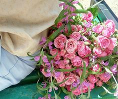 Pink roses🌷