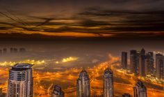 Cloudy Sunrise by Dany Eid on 500px